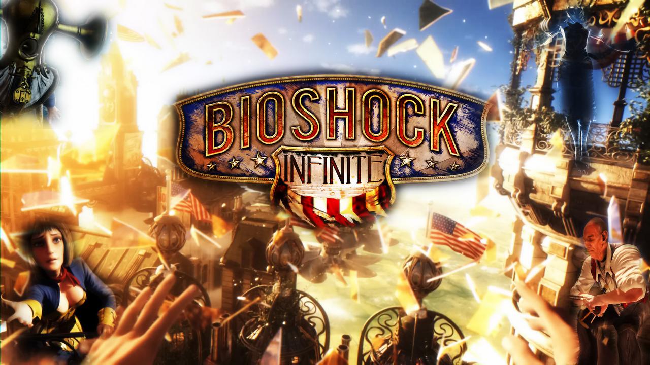 Le prix des jeux vidéos et BioShock Infinite