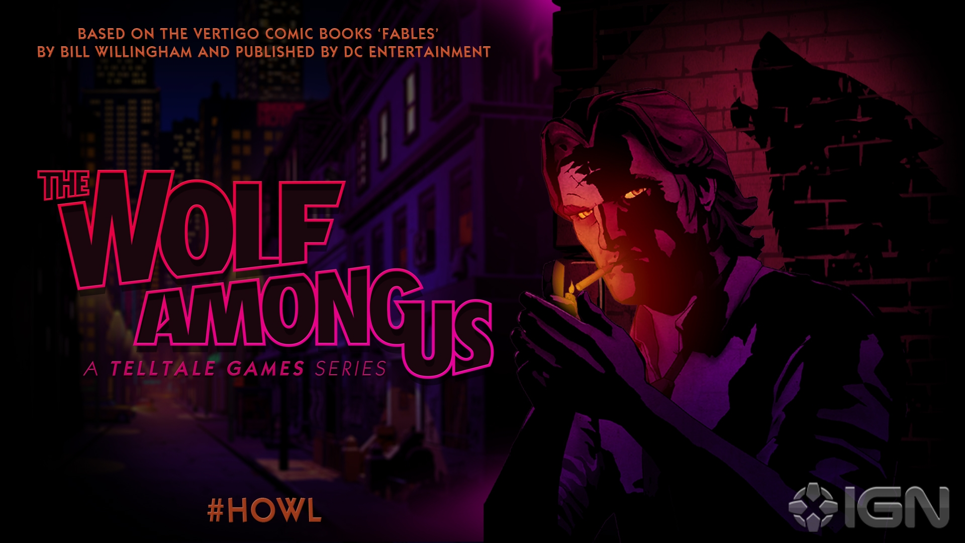 Fables : The Wolf Among Us
