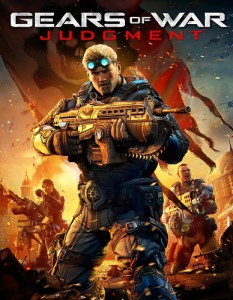 Gears of War Judgment - title