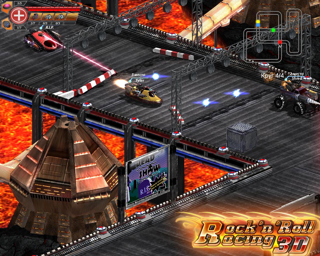 Rock n'Roll Racing 3D