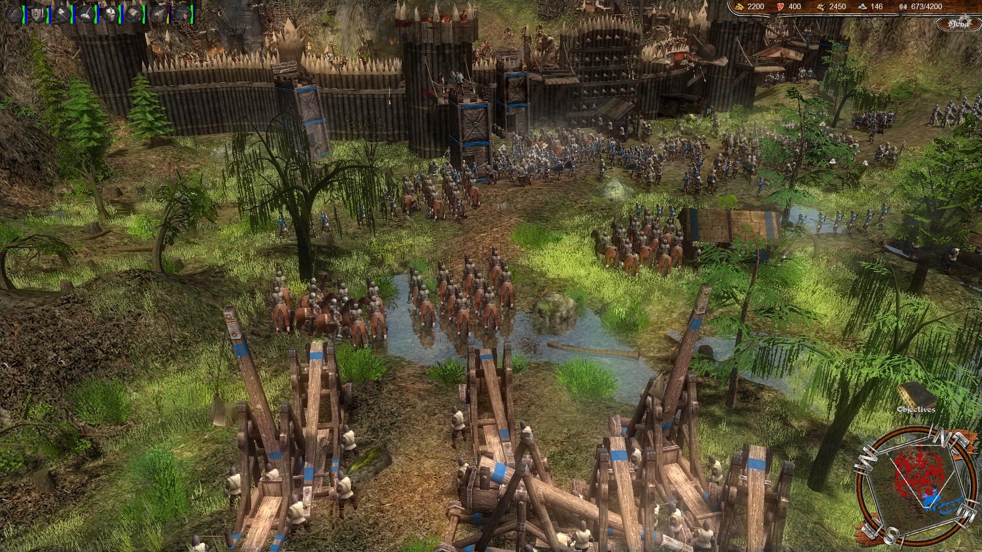 Dawn of Fantasy : Kingdom Wars