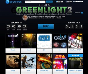 Groupees - Build a Greenlight 2