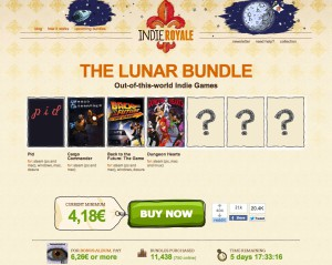 Indie Royale - The Lunar Bundle