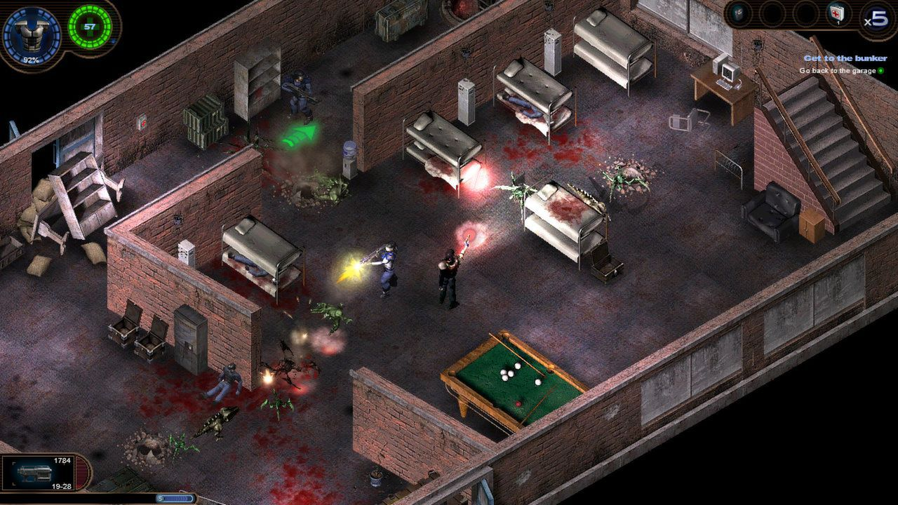 Alien Shooter 2 : Conscription