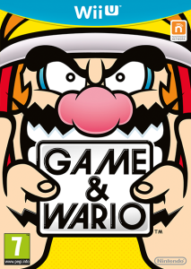 Game & Wario - cover