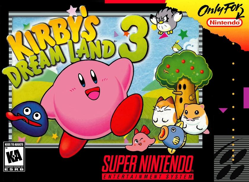 Kirby s Dream Land - Kirby - a