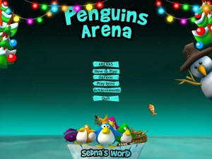 Penguins Arena - Sednas World