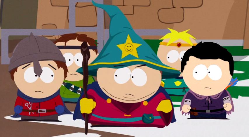 South Park : Le Baton De La Vérité