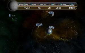 Space Trader - Merchant Marine