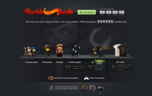 The Humble Bundle - Double Fine