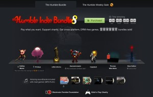 The Humble Indie Bundle 8
