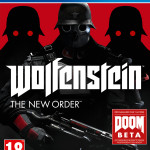 Wolfenstein The New Order - cover
