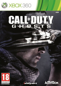 Call Of Duty - Ghosts - cover