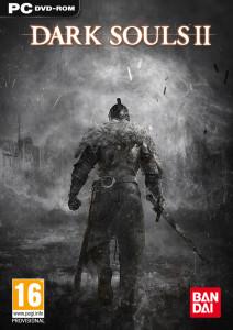 Dark Souls II - cover