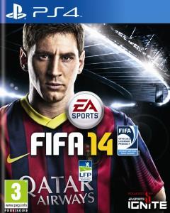 FIFA 14 - cover