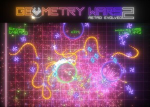 Geometry Wars - Retro Evolved 2