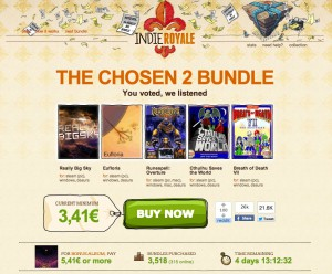 Indie Royale - The Chosen 2 Bundle