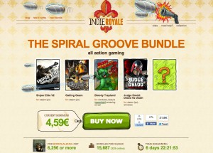 Indie Royale - The Spiral Groove Bundle