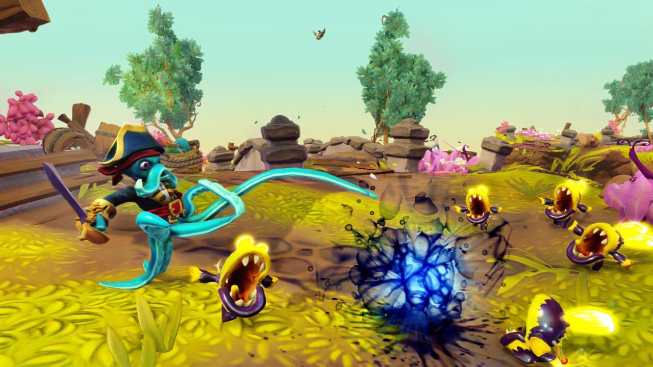 Skylanders : Swap Force