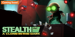 Stealth Inc - A Clone in the Dark