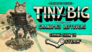 Tiny and Big in Grandpas Leftovers
