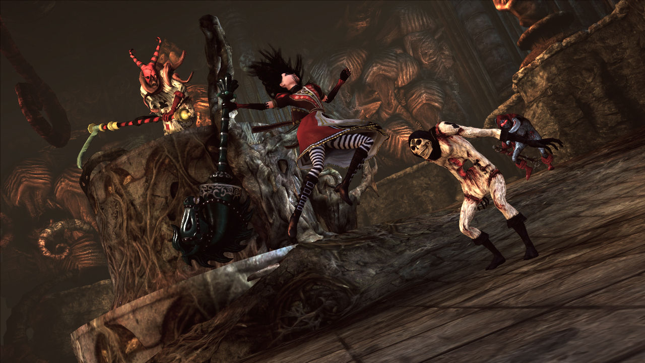 Alice : Madness Returns