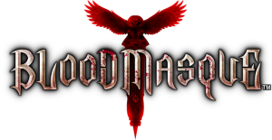 BloodMasque - logo