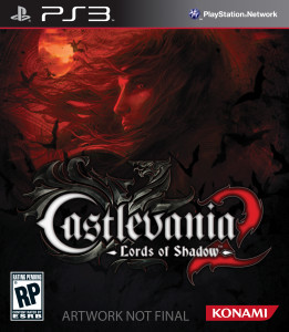 Castlevania - Lords of Shadow 2 - box