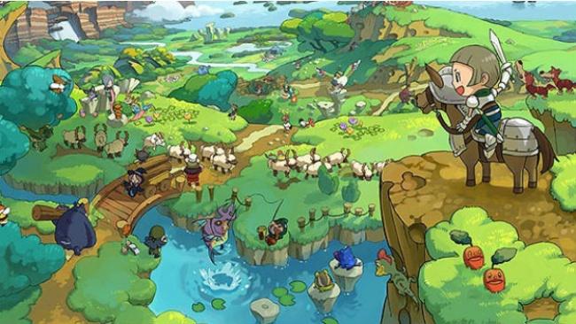 Fantasy Life : Link