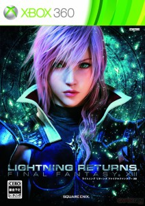 Final Fantasy XIII Lightning Returns - cover