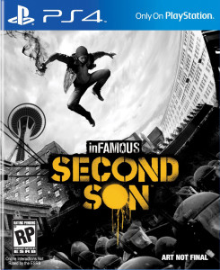 Infamous - Second Son - cover