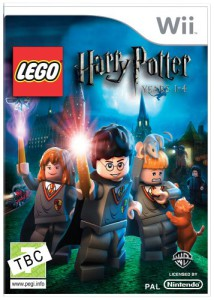 Lego Harry Potter - Years 1–4