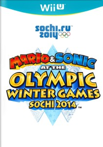 Mario and Sonic at the Olympic Winter Games Sochi 2014