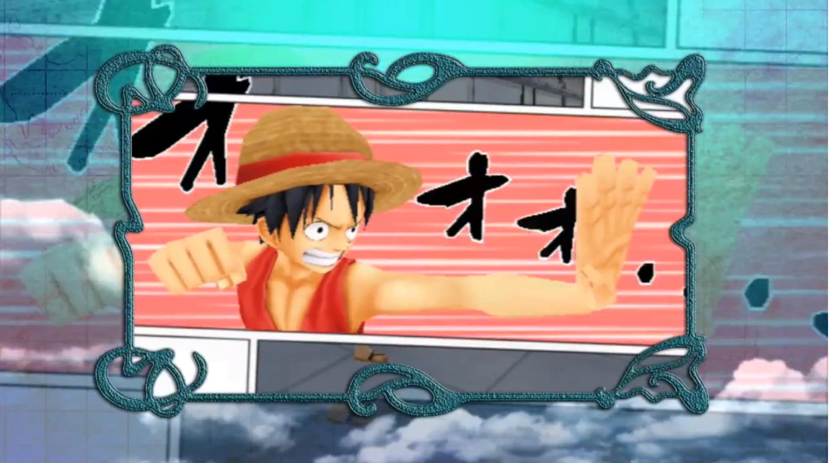 One Piece : Romance Dawn