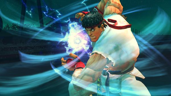 Super Street Fighter IV : 3D Edition