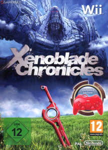 Xenoblade Chronicles - jaquette
