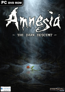 Amnesia - The Dark Descent - Box