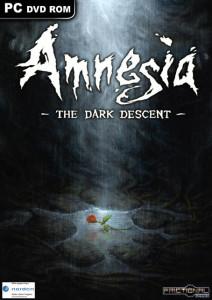 Amnesia - The Dark Descent - Box