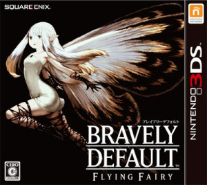 Bravely Default Flying Fairy - Nintendo 3DS