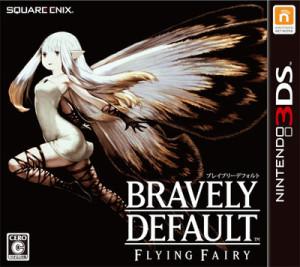 Bravely Default Flying Fairy - Nintendo 3DS