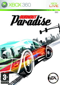 Burnout Paradise Box