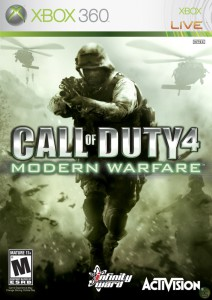 Call of Duty 4 - Modern Warfare - Box