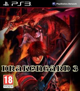 Drakengard 3 - cover