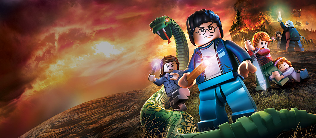 Lego Harry Potter : Years 5–7