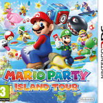 Mario Party - Island Tour - cover