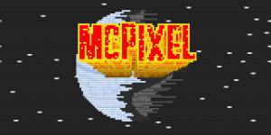 McPixel logo