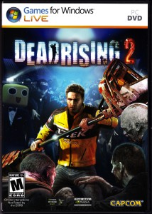 PC Dead Rising 2 Front Cover