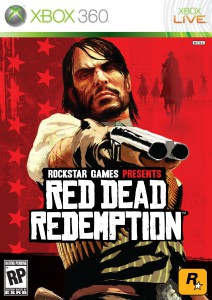 Red Dead Redemption - box