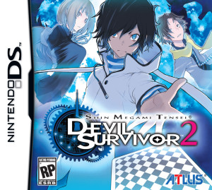 Shin Megami Tensei - Devil Survivor 2 - box ds