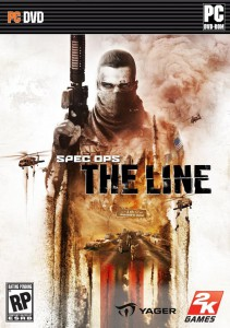 Spec Ops - The Line - Box